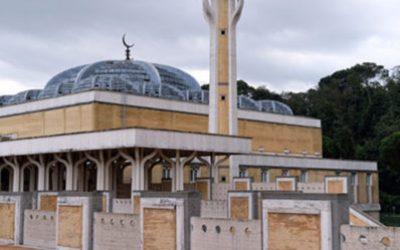 Moschea di Roma Italy by andrea quercioli 3